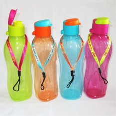 Tupperware New Eco Bottle with Strap - 500ml