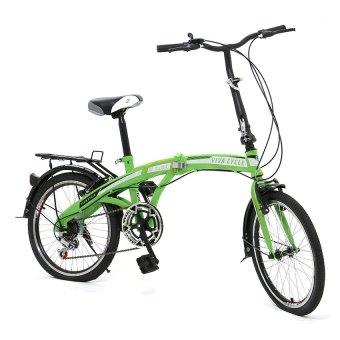 Twist Folding Bike 6SP Sepeda Lipat 20