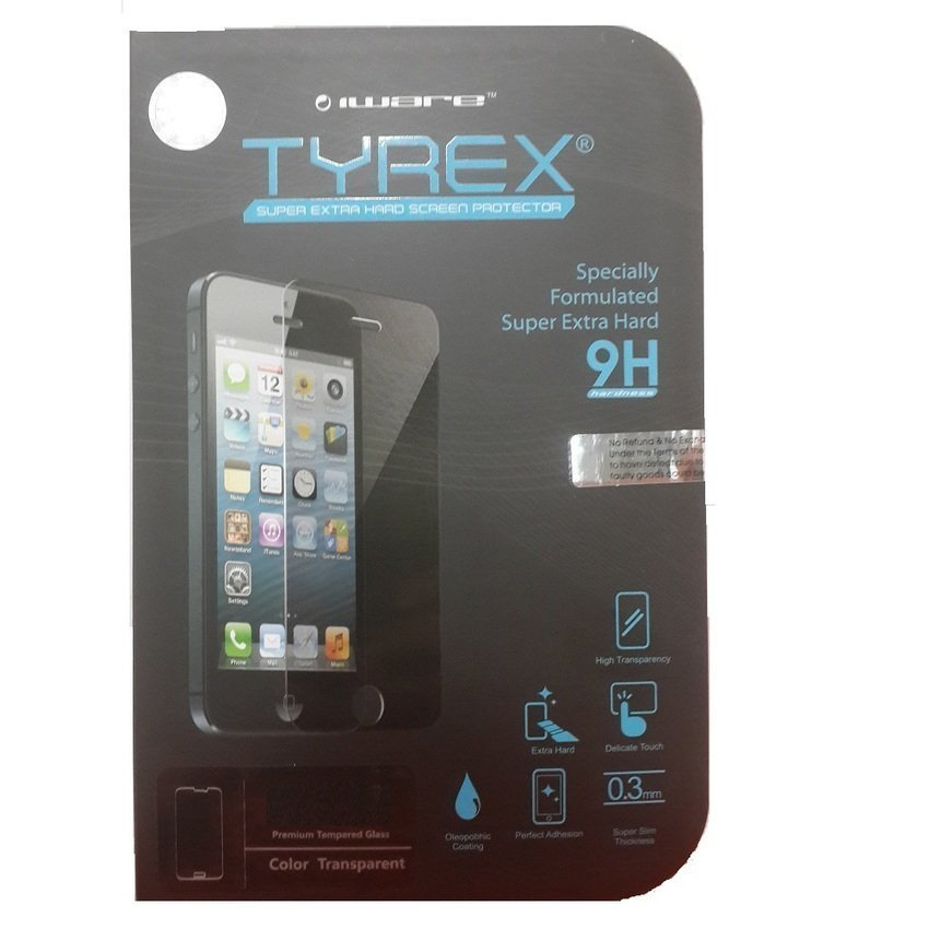 Tyrex iPad Air Tempered Glass Screen Protector