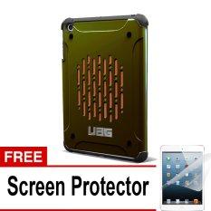 UAG Case for Ipad MIni 1 Urban Armor Gear - Aviator + Gratis Screen Protector