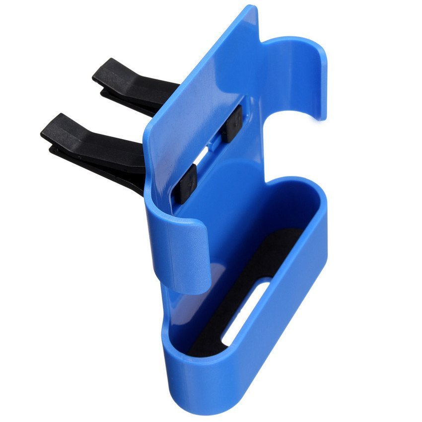 UJS Universal In Car Air Vent Mount Bracket Car Stand Holder Cradle For Smart phone Blue (Intl)