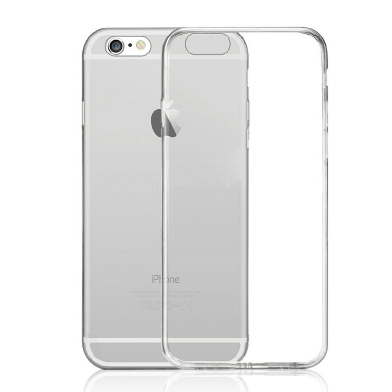 Ultra Thin Soft TPU Transparent Case for iPhone 5/5S Gray (Intl)