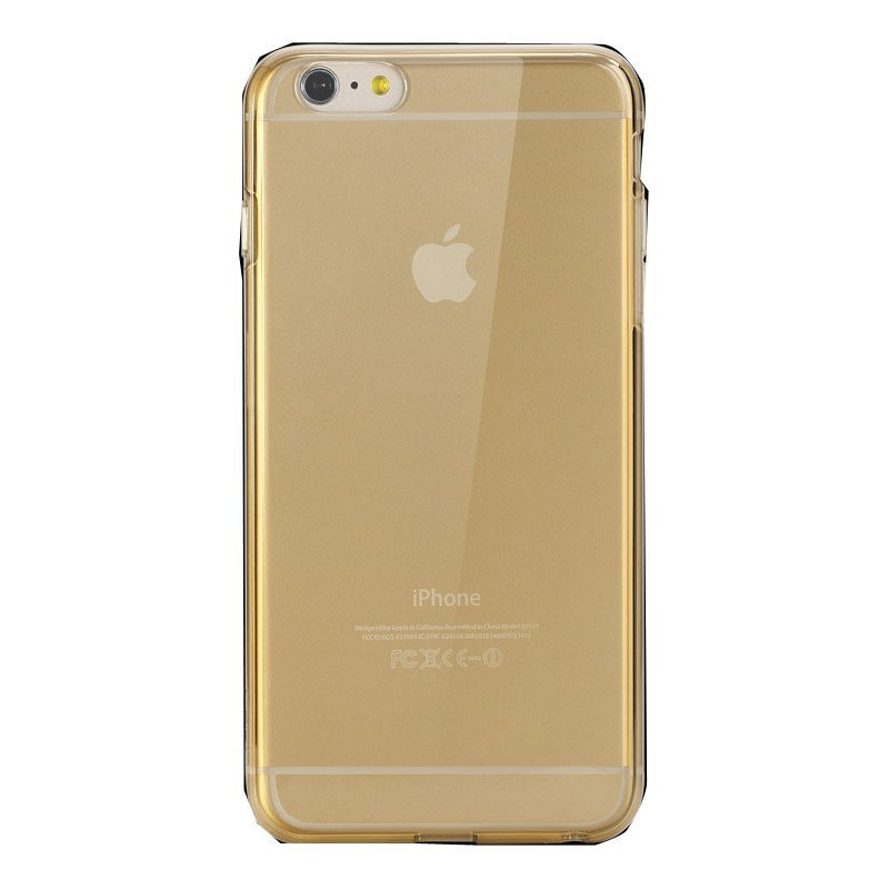 Ultra Thin TPU Case for Iphone 6 - Gold