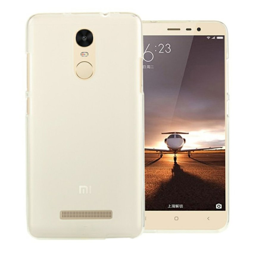 Ultrathin Softcase untuk Xiaomi Redmi Note 3 - Clear