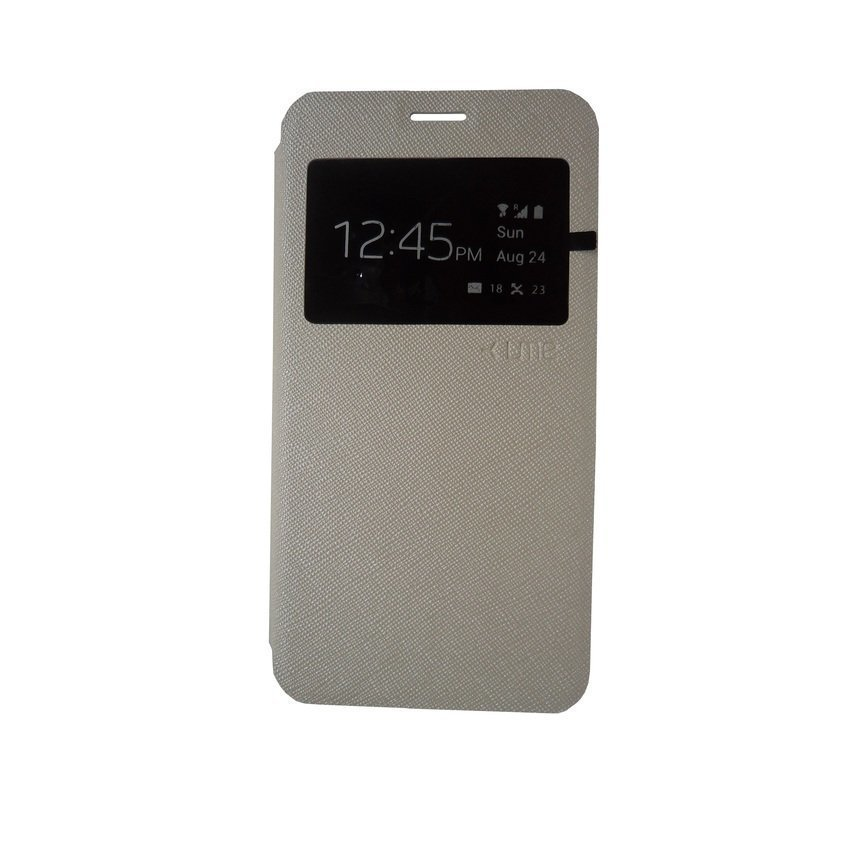Ume Enigma Flipshel For Samsung E7 - Putih