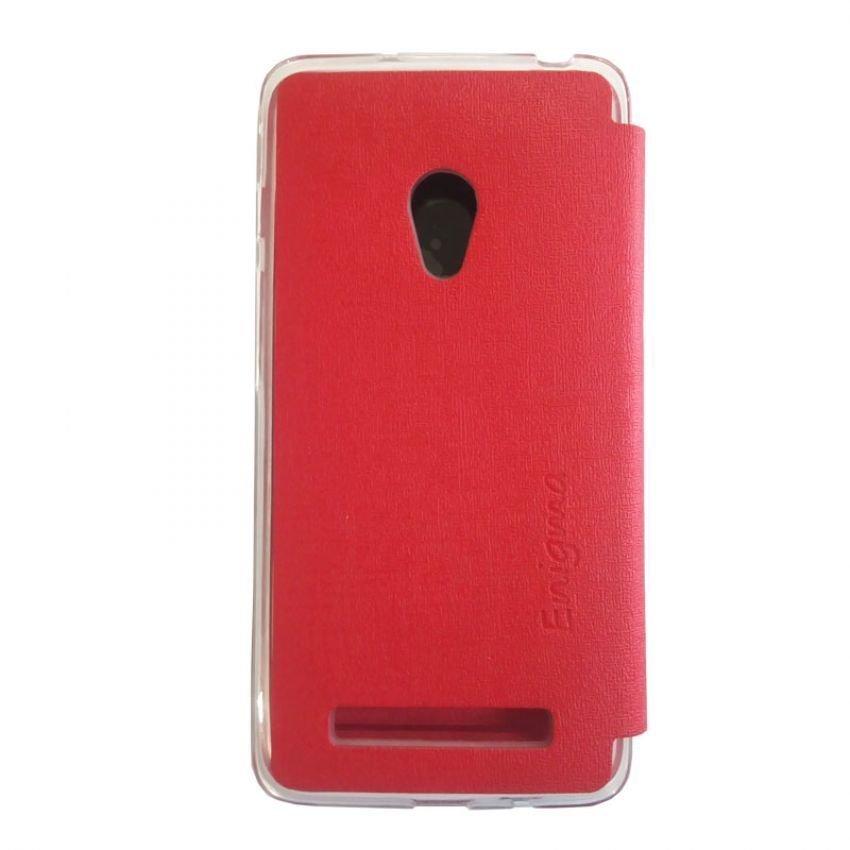 Ume Flip Cover For Asus Zenfone 5 - Merah