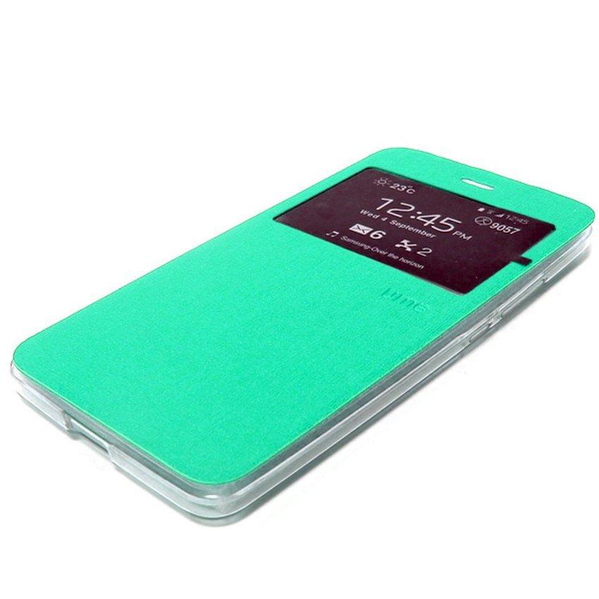 Ume Flip Cover untuk Asus Zenfone Zoom Zx550 - Hijau