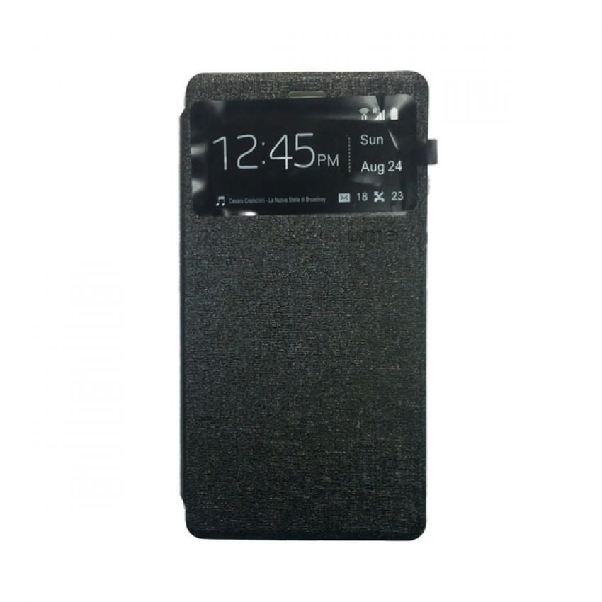 Ume Flip Cover Xiaomi Redmi Note Smart View - Black
