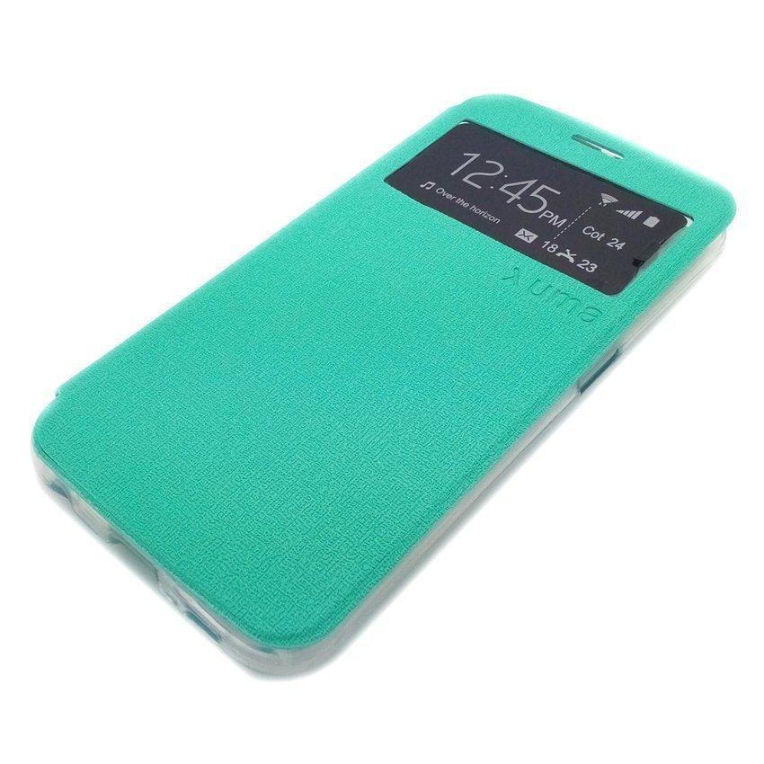 Ume Samsung Galaxy J1 Flip Cover View - Tosca