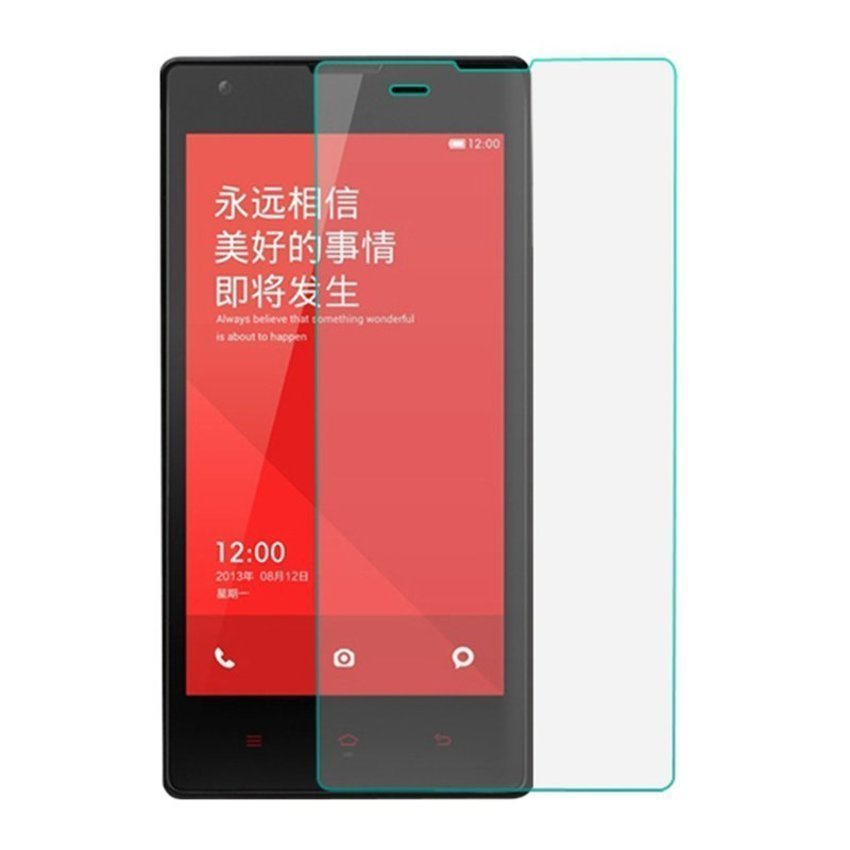 Universal 2.5D Tempered Glass Protection Screen 0.26mm for Xiaomi Redmi 2s