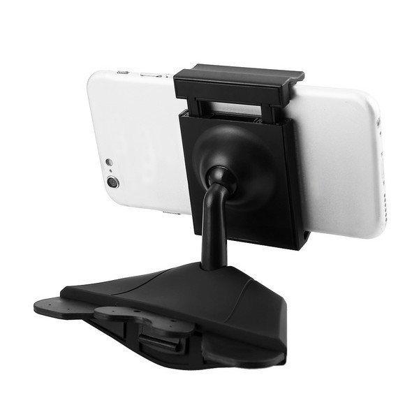 Universal Adjustable Car CD Slot Mounted Phone Holder