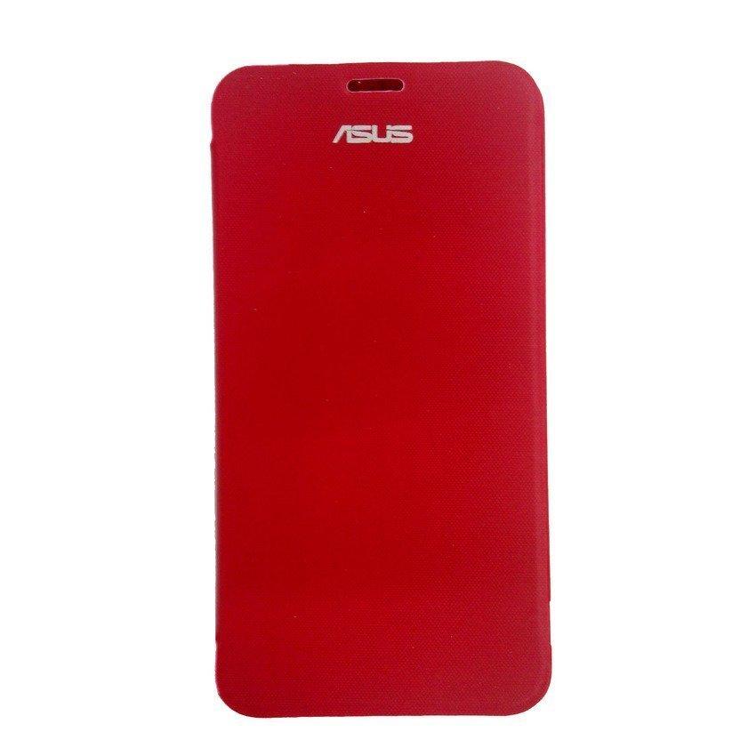 Universal Asus Flip Cover Zenfone 2 - Merah