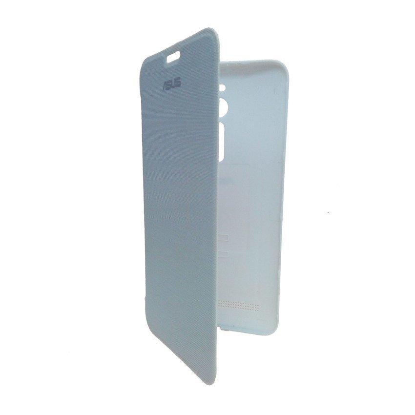Universal Asus Flip Cover Zenfone 2 - Putih