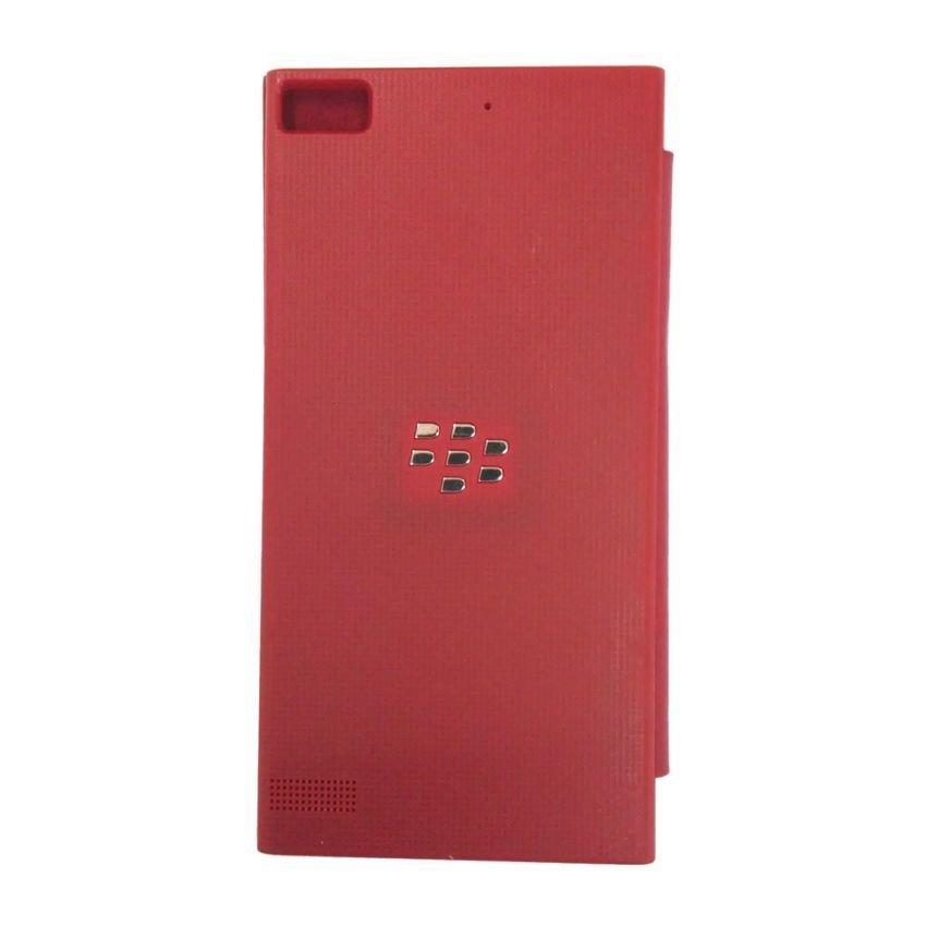 Universal Blackberry Flip Cover BB Z3 - Merah