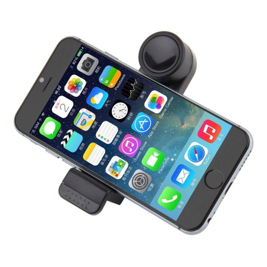 Universal Car Air Vent Holder Mount for Mobile Phone Smart Cell Phone (Black) (Intl)