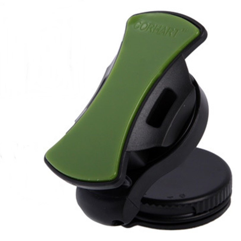 Universal Car Mount Holder 360 Degree for Mobile Phone - CH401 - Hitam