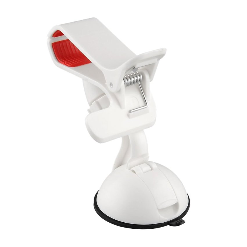 Universal Car Mount Holder for iPhone 5 (White) (Intl)
