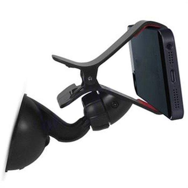 Universal Car Windshield Mount Holder - Black (Intl)