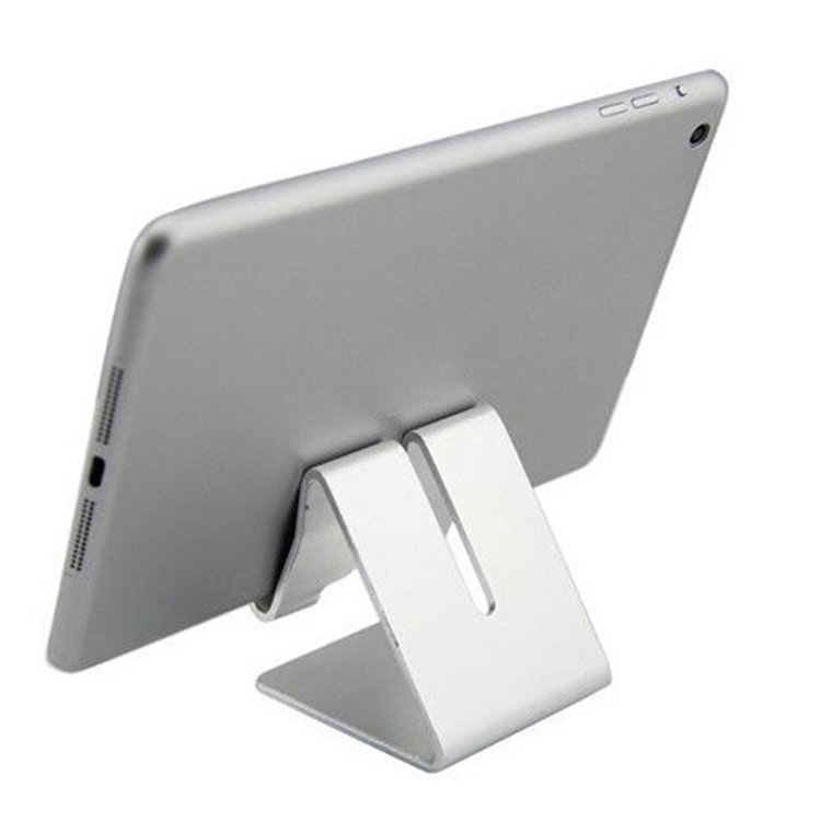 Universal Cell Phone Tablet Desk Stand Holder for iPad (White) (Intl)