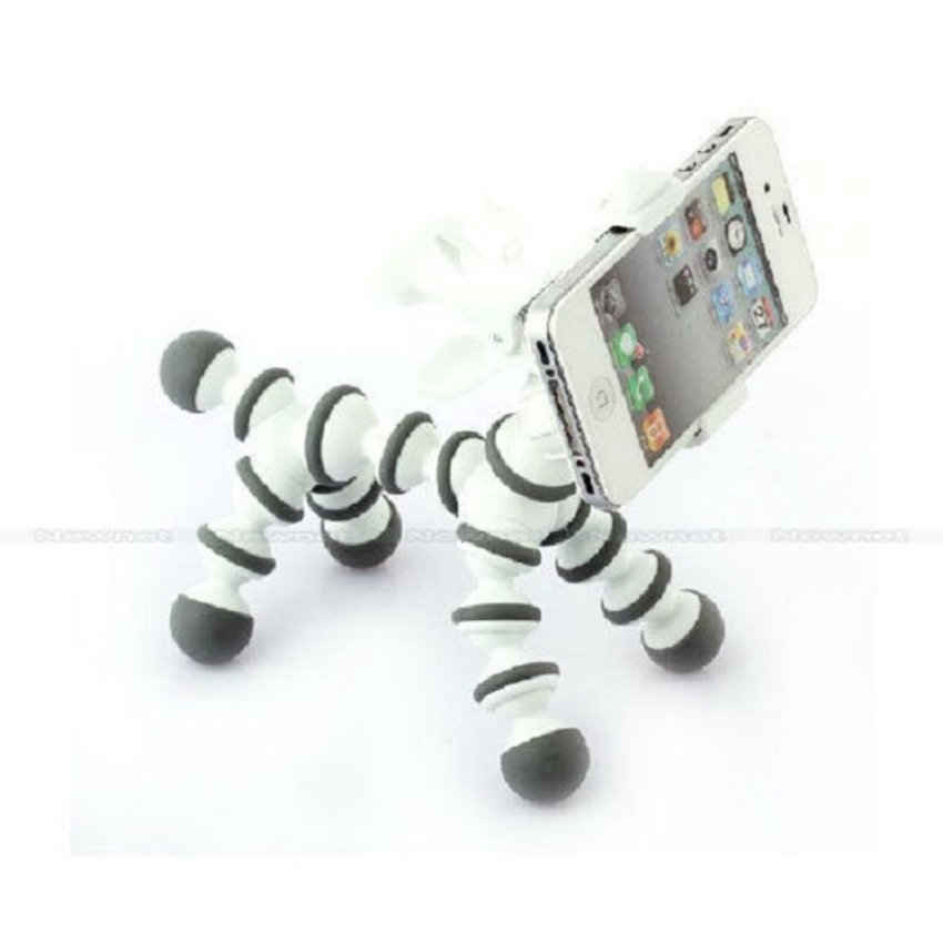 Universal Flexible Tripod Horse Style for Smartphone - Putih