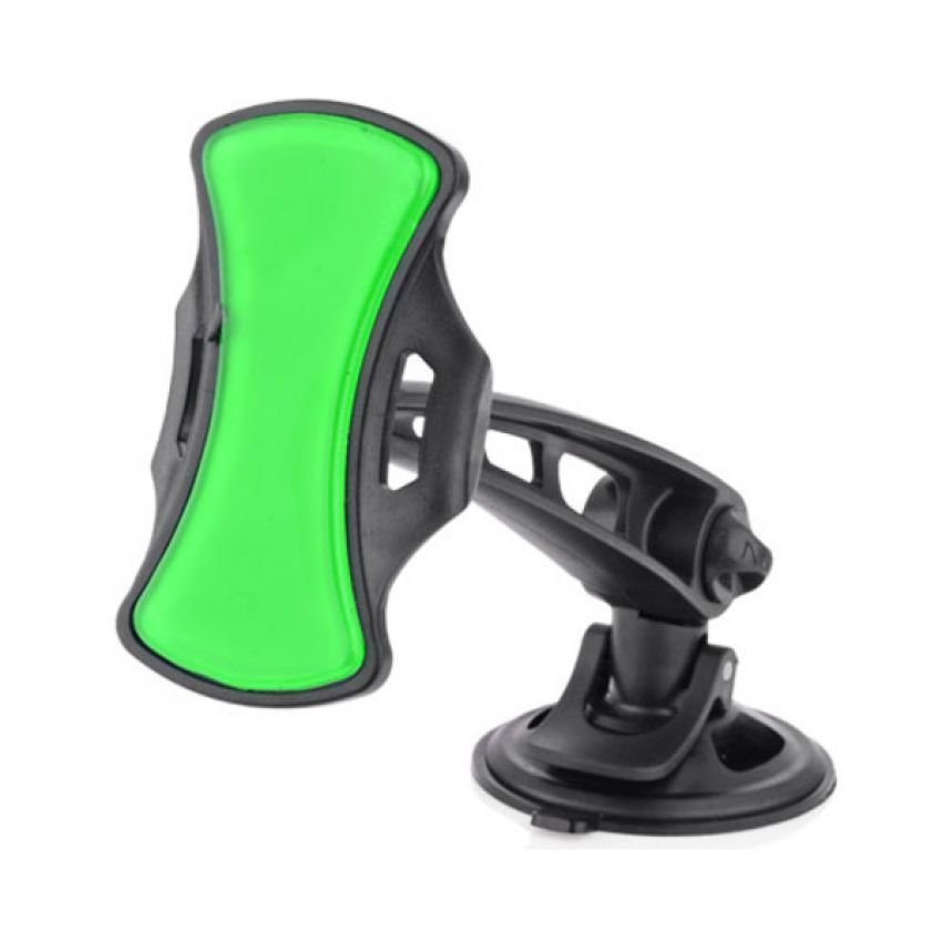 Universal GripGo Car Phone Mount - Black