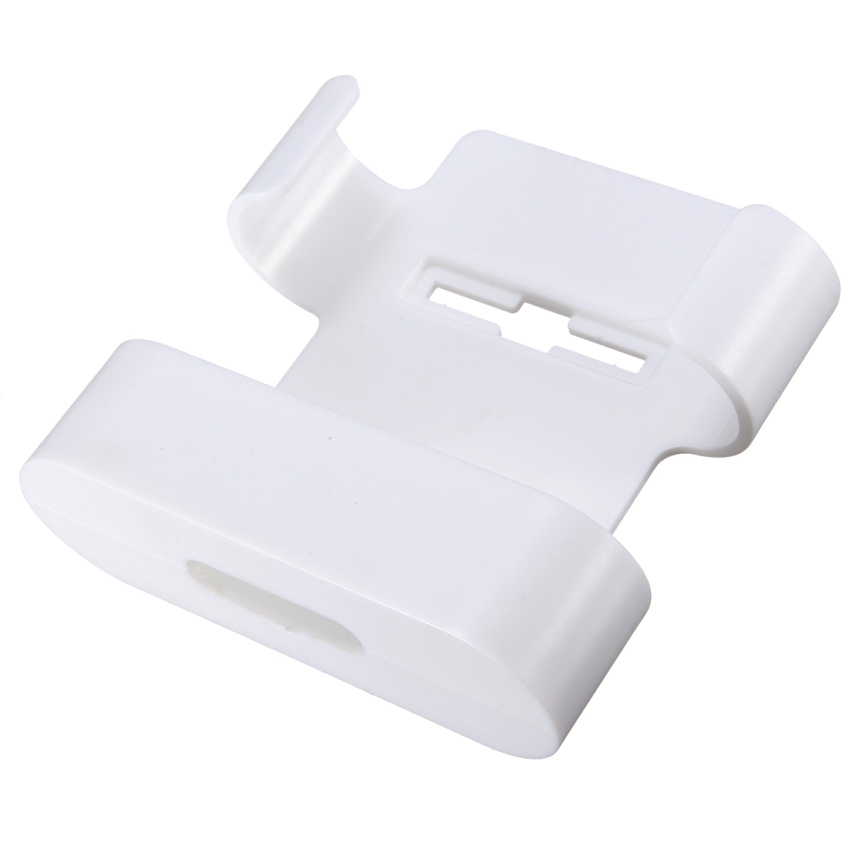 Universal In Car Air Vent Mount Bracket Car Stand Holder Cradle For Smart phone (White) (Intl)
