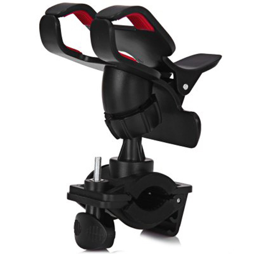 Universal Lazy Tripod Bicycle Mount Bike Holder for Smartphone - WF-429 - Hitam