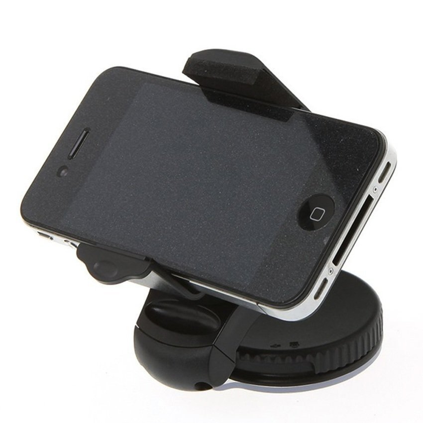Universal Lazy Tripod Car Mount Holder for Smartphone - WF-310 - Hitam