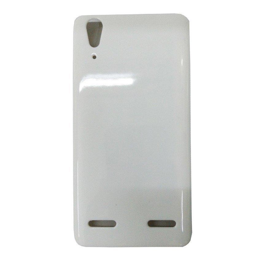 Universal Lenovo Flip Cover A6000 - Putih