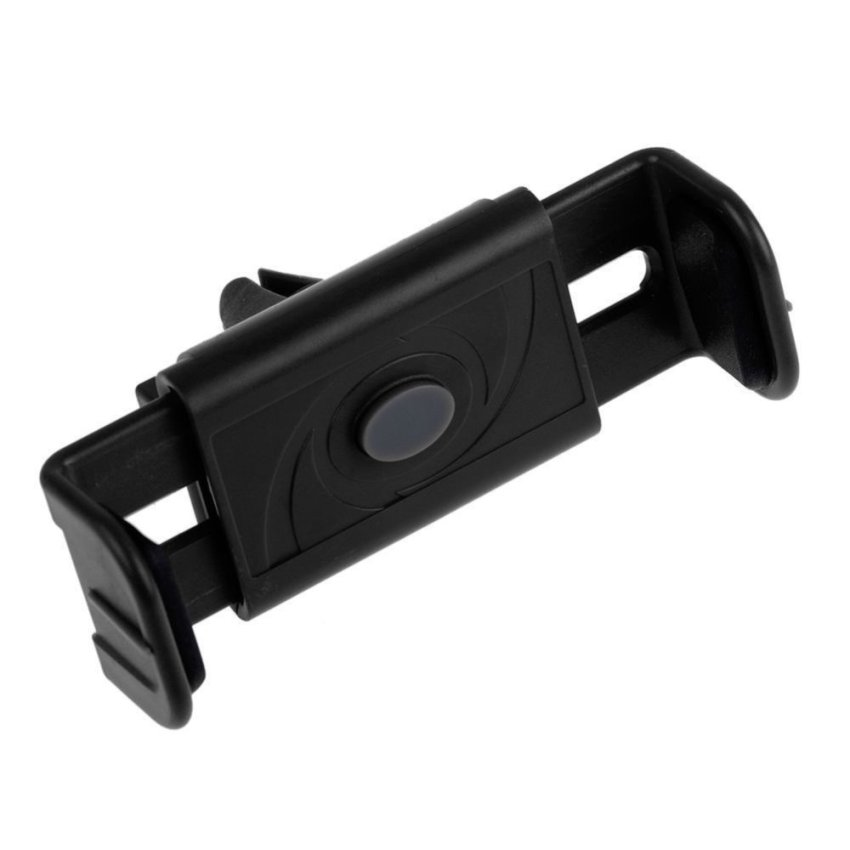 Universal Mini Car Air Outlet Holder Stents Vent Mount Support for Cell Phone (Black) (Intl)
