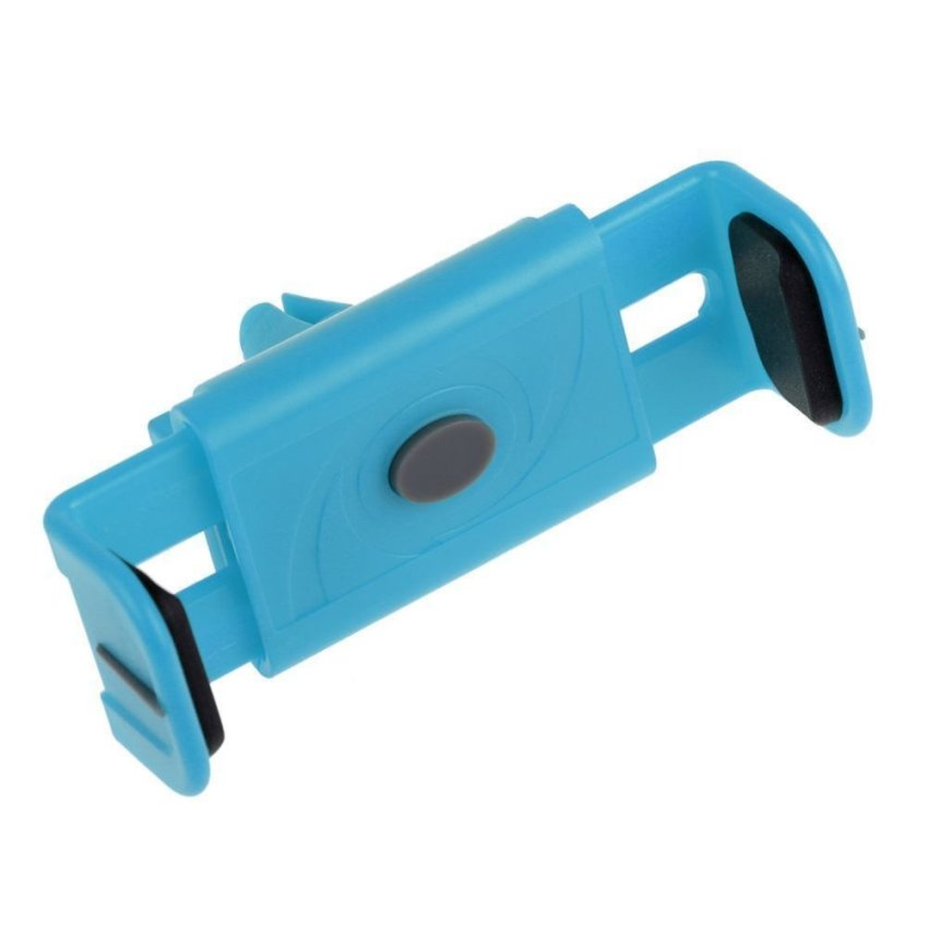 Universal Mini Car Air Outlet Holder Stents Vent Mount Support for Cell Phone (Blue) (Intl)
