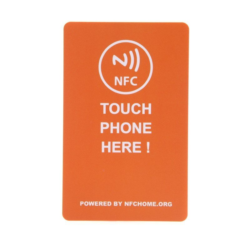Universal Smart NFC Tag Business Card for Samsung Galaxy S5 S4 Note III Nokia Lumia 920 Sony Xperia Nexus 5 (Intl)