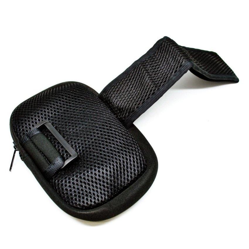 Universal Sport Armbag for Smartphone L Size - Hitam