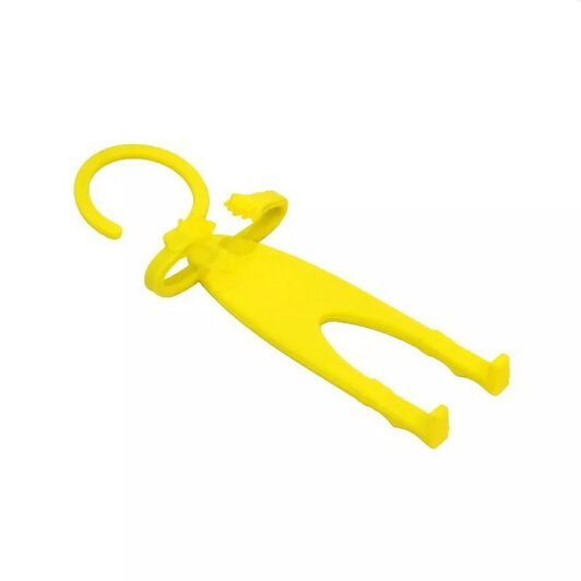 Universal Stents Multi-Purpose Mobile Phone Holder (Yellow)  (Intl)