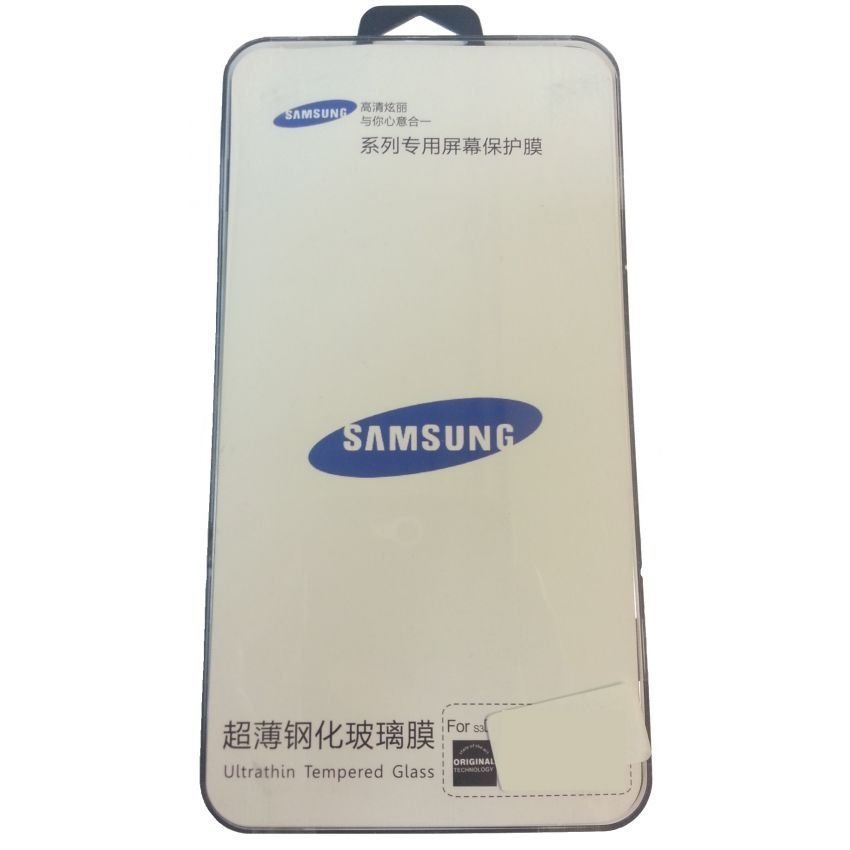 Universal Tempered Glass Samsung Galaxy Note 4 N910 - Screen Guard