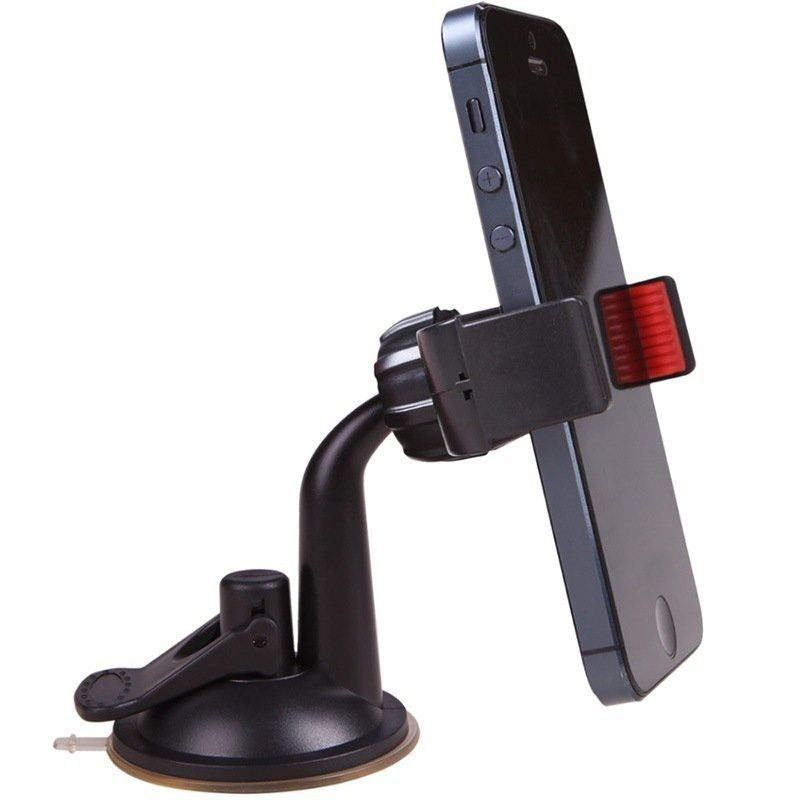 Universal U-Shape Car Mount HolderRed