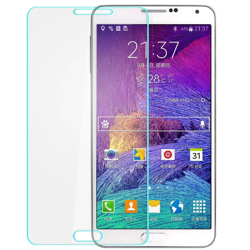 USA Tempered Glass for Samsung Galaxy A8 -Clear