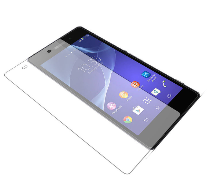 USA Tempered Glass for Sony Xperia T3 -Clear