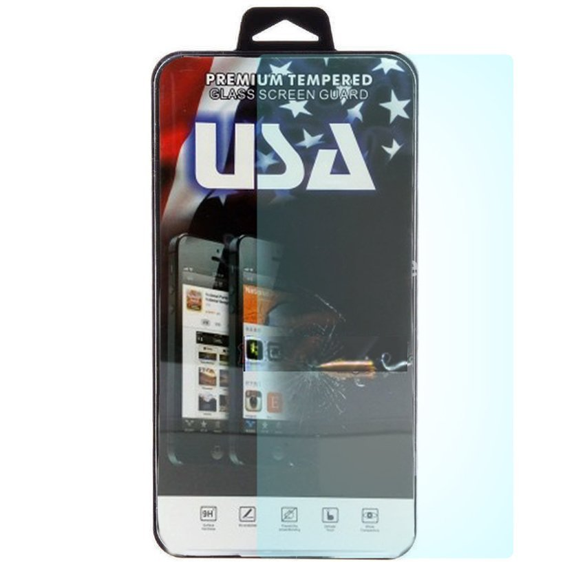 USA Tempered Glass for Vivo Y 15 - Clear