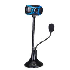 Uvc Hd Camera Microphone Digital Video Web Camera (White) - Intl
