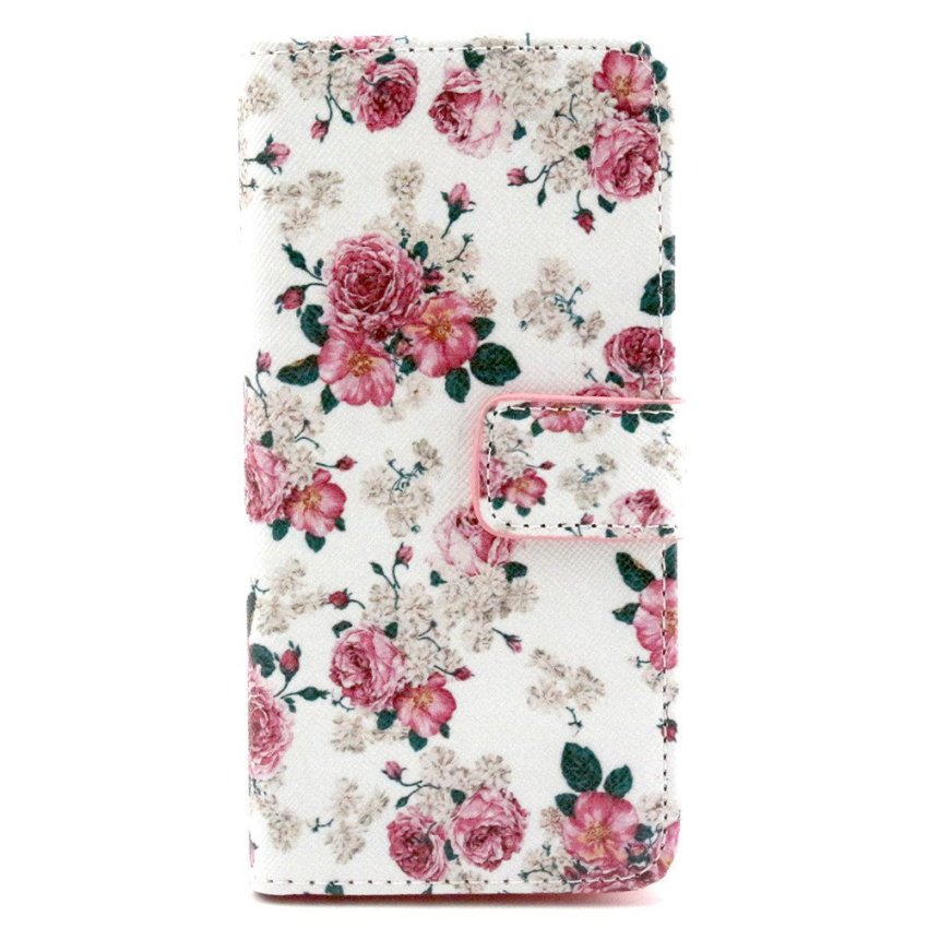 Vanki Art Designed Pattern Silicone Cover for iPhone6 (Multicolor) (Intl)