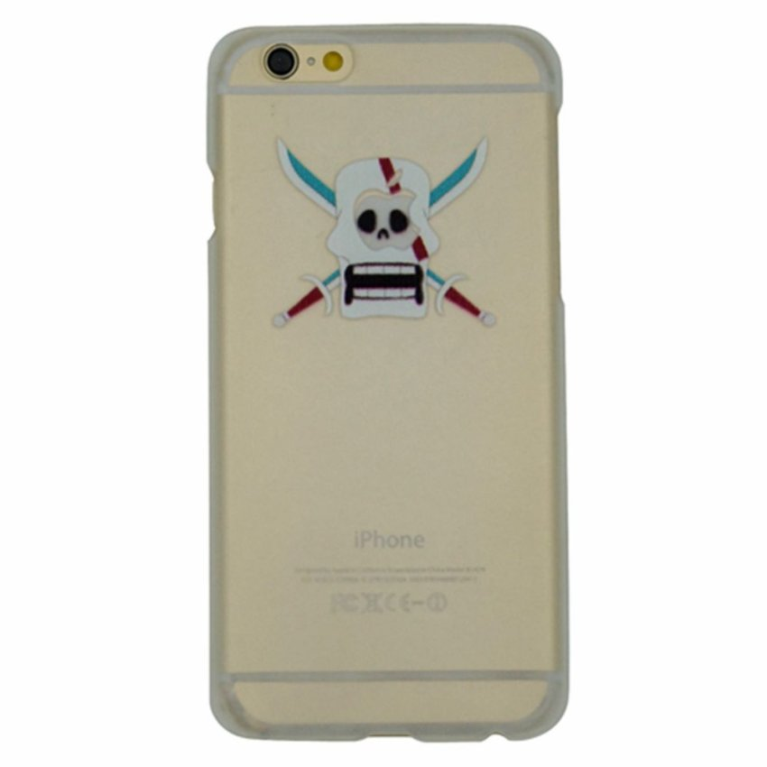 Vanki PC Case for iPhone 6/6S (Clear) (Intl)