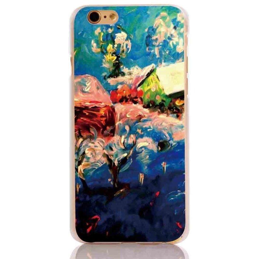 Vanki PC Case for iPhone 6/6S (Multicolor) (Intl)