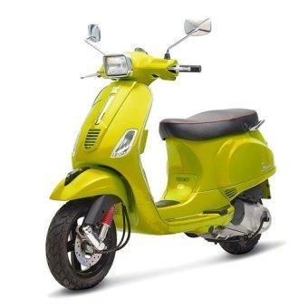 Vespa S 125 3v i.e - Matte Yellow - OTR DETABEK - Depok, Tanggerang, Bekasi