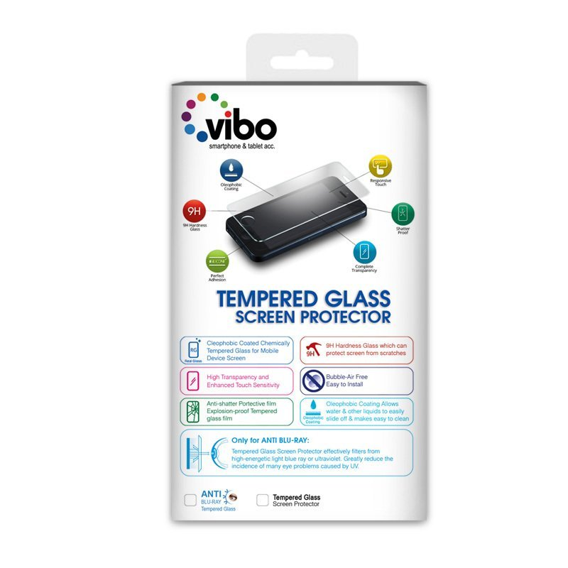 Vibo Samsung Grand 3 Tempered Glass Screen Protector