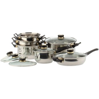 Vicenza Stainless Steel - Tipe A - Set 12