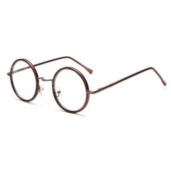 Eyeglass Frame Color For Green Eyes : Vintage Round 9 Colors Optical Frame Eye Glasses Frames ...