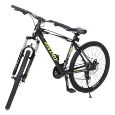 "Viva Cycle Track 660 26"" MTB 21sp Shimano Sepeda Gunung - Black Gloss - Gratis Pengiriman JABODETABEK"