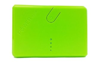 mAh - Bcare Slim Powerbank Leather Texture With Integrated Micro USB Output 7800 .