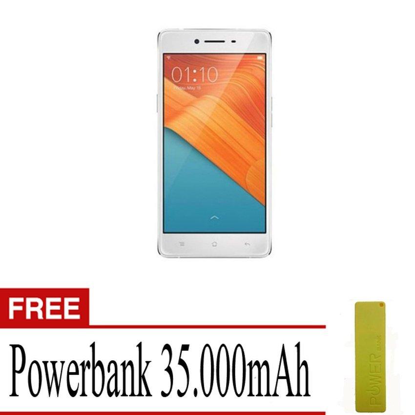 Vivo Y35 - 16GB - Gold + Gratis Powerbank 35.000 mAh